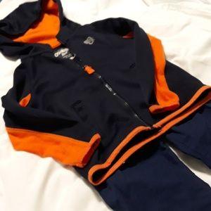Oshkosh pants & Hoodie 3T